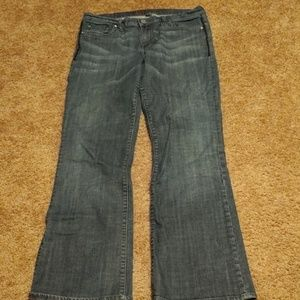 Kut size 12 jeans like new